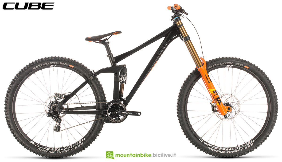 Una bici Cube TWO15 SL 2020