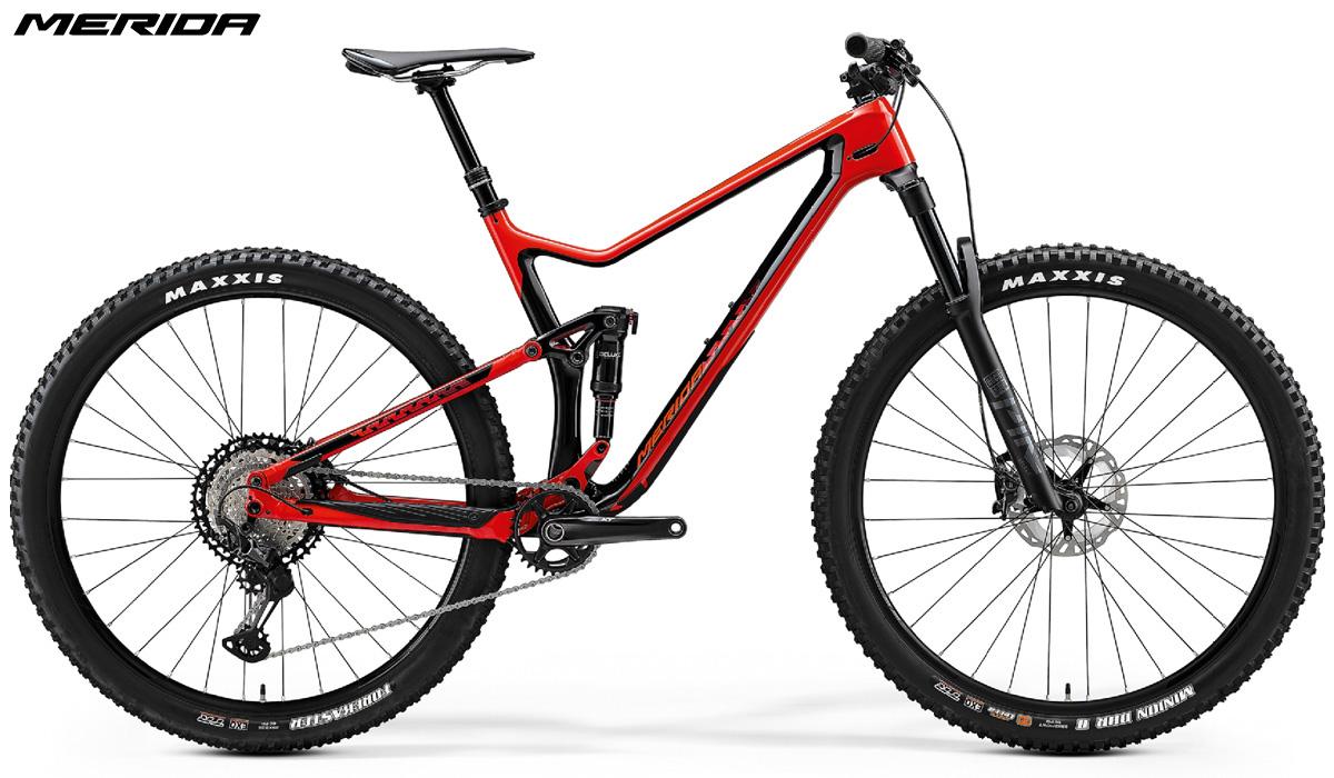 Una mountain bike biammortizzata Merida One-Twenty 9.7000 gamma 2020