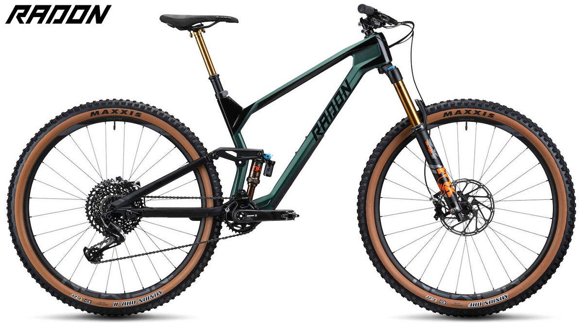 Una mountainbike Radon Slide Trail 10.0 2020