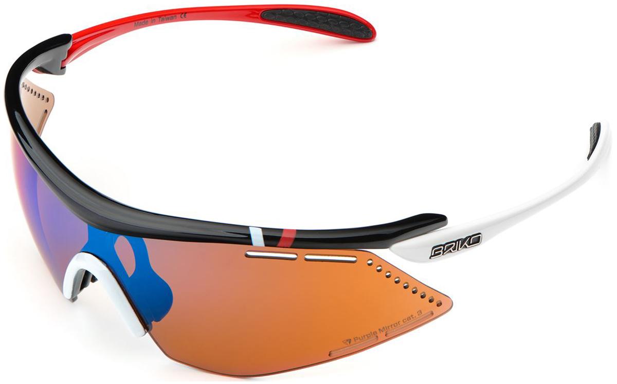 Gli occhiali Briko Endure Pro Team 2020