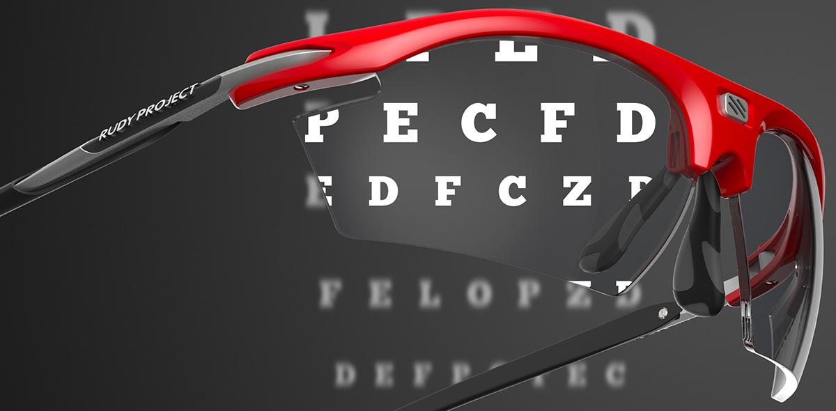 Gli Occhiali specifici per mountain bike graduati