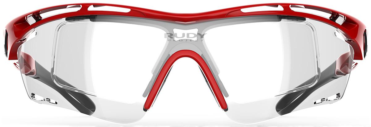 Gli occhiali mtb Rudy Project con clip RX Optical Insert