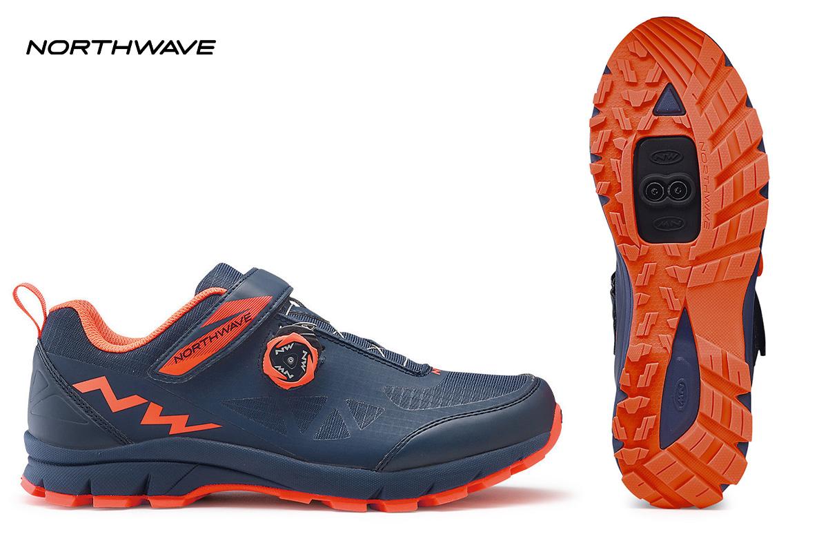 scarpa Corsair della Northwave di profilo