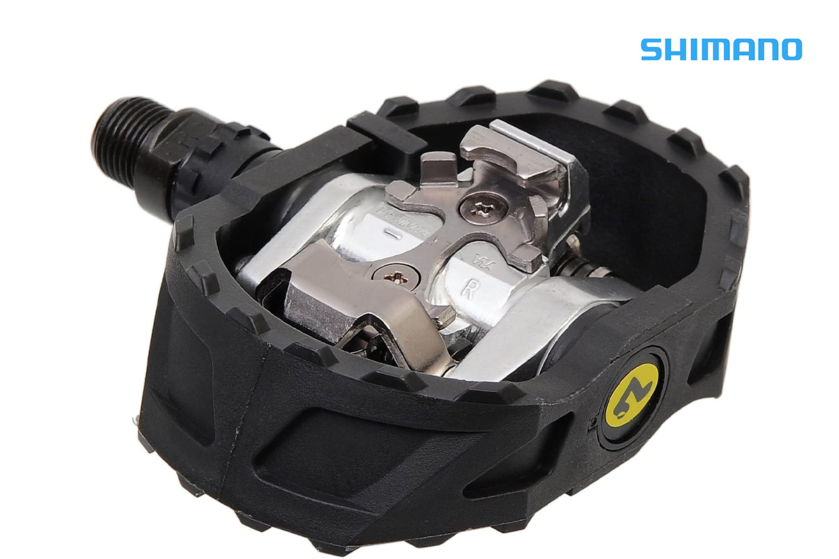 Pedale Shimano Deore PD-M424