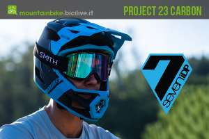 Seven iDP Project.23: casco integrale leggero DH enduro