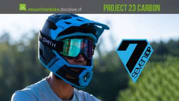 Seven iDP Project.23: casco integrale leggero DH enduro