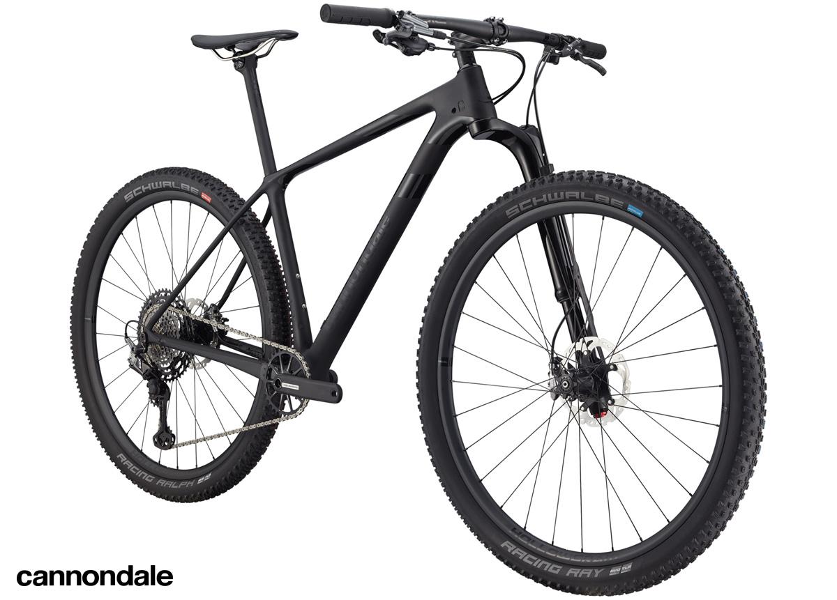 Una mountain bike hardtail Cannondale F-Si Hi-MOD 1 2020