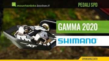 I pedali mountain bike SPD di Shimano: la gamma 2020 e i 30 anni del brevetto