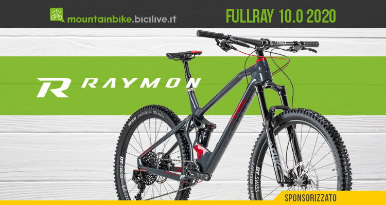 R Raymon FullRay 10.0: una nuova MTB leggera e versatile