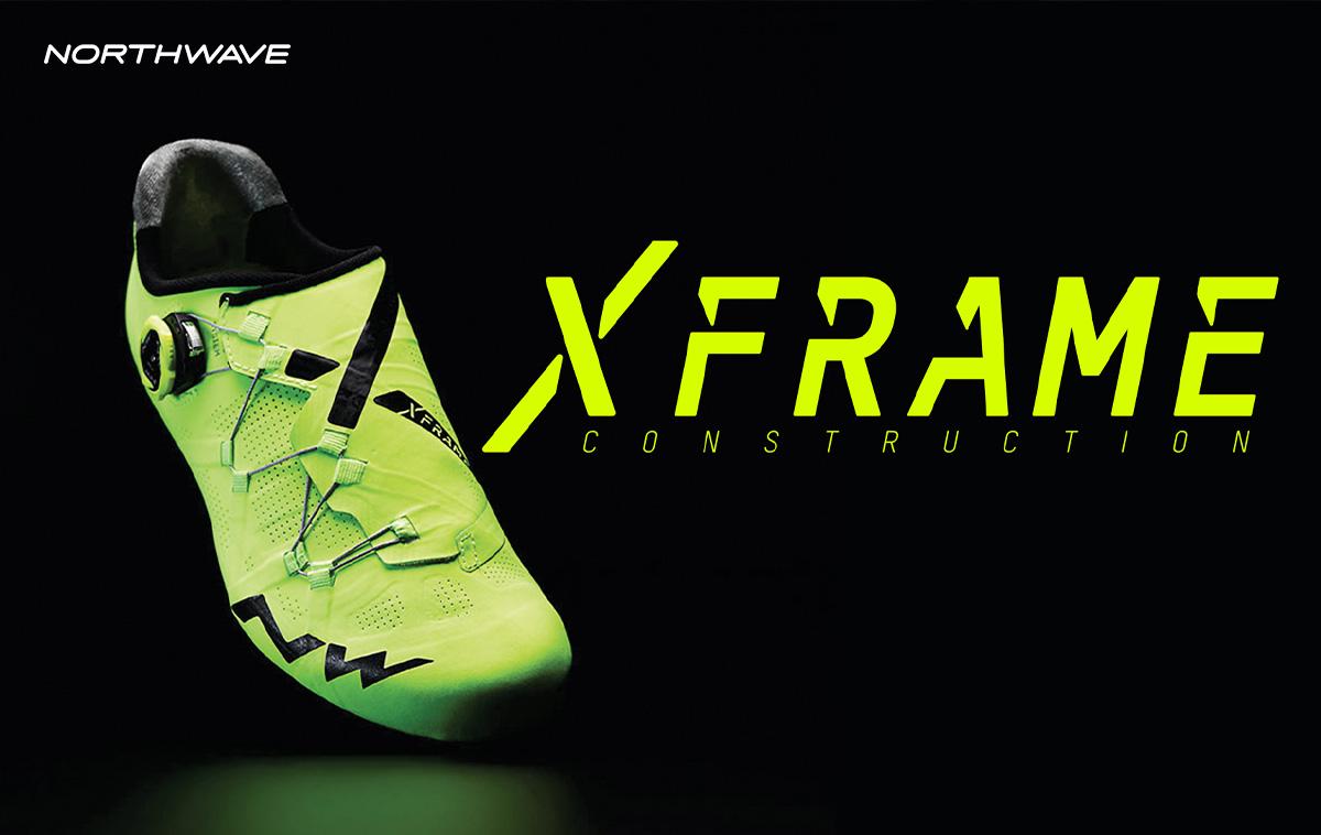 manifesto scarpe xframe