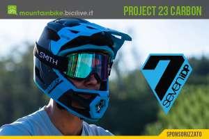Seven iDP Project.23: il nuovo casco integrale per DH/Enduro sicuro e leggero