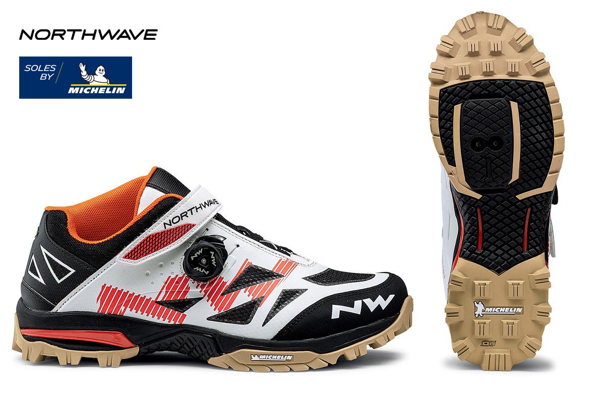 Le scarpe mtb 2020 Northwave Enduro Mid