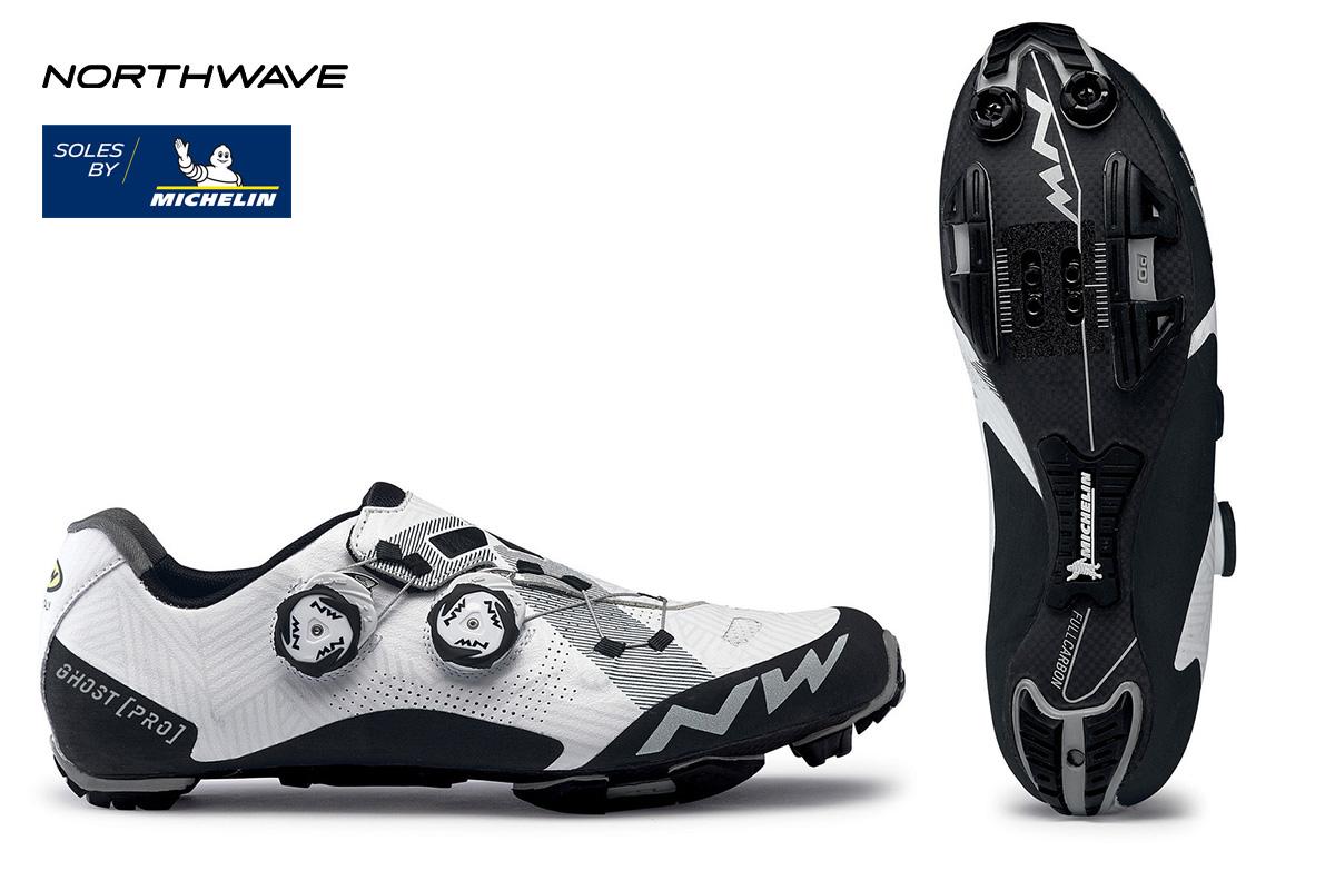 Le scarpe mtb 2020 Northwave Ghost Pro