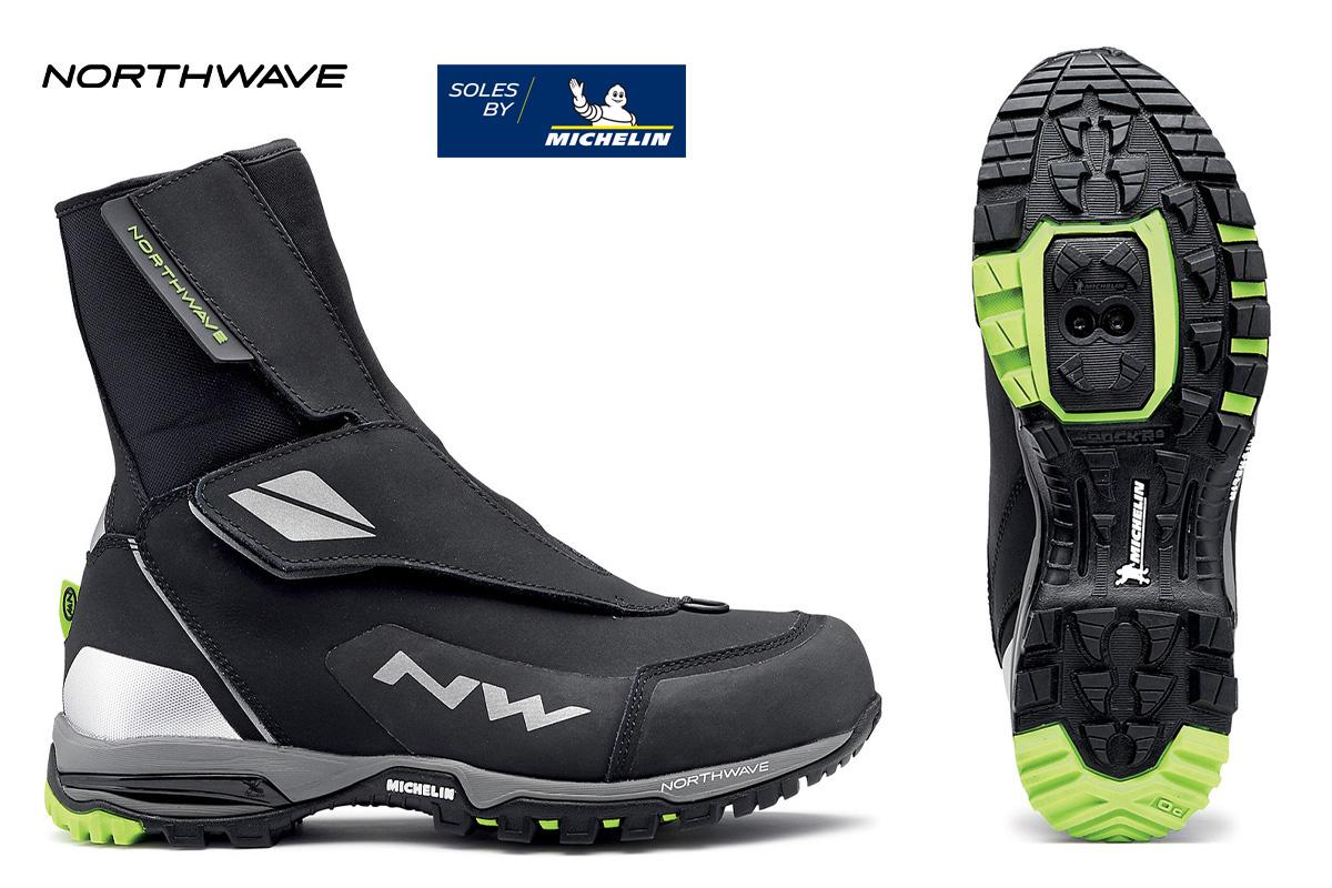 Le scarpe mtb 2020 Northwave Himalaya