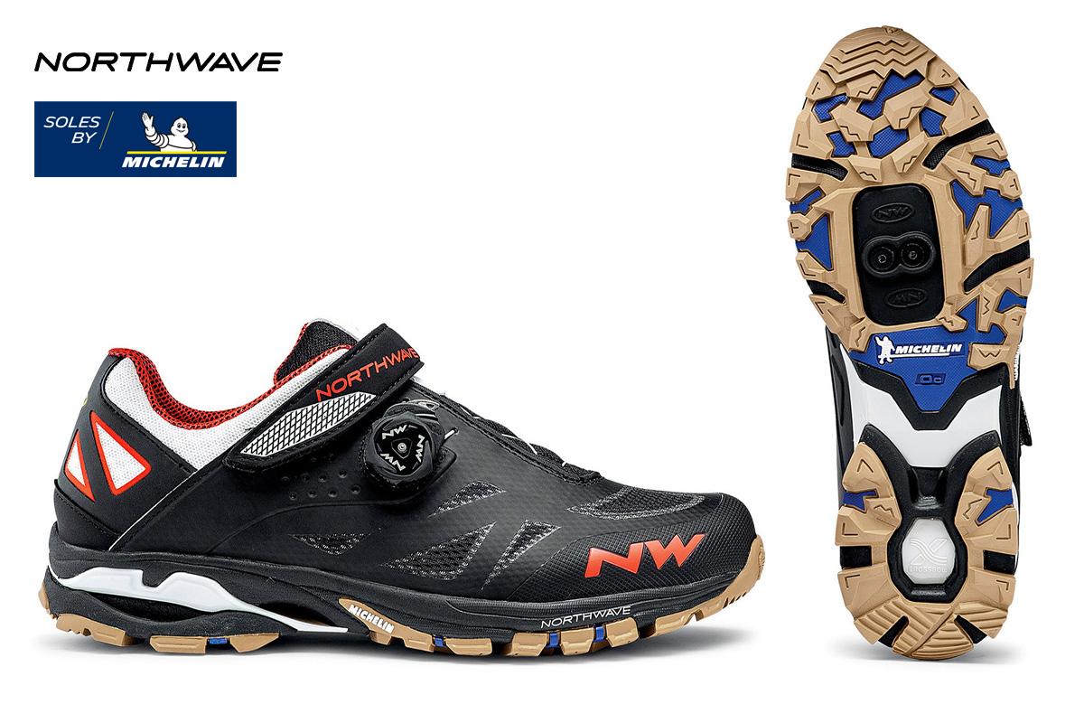 Le scarpe mtb 2020 Northwave Spider 2