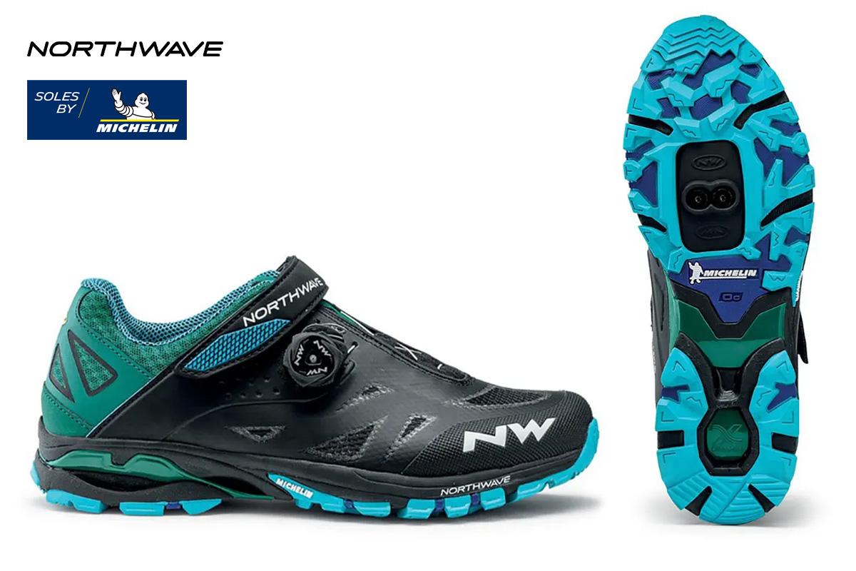Le scarpe mtb 2020 Northwave Spider Plus 2