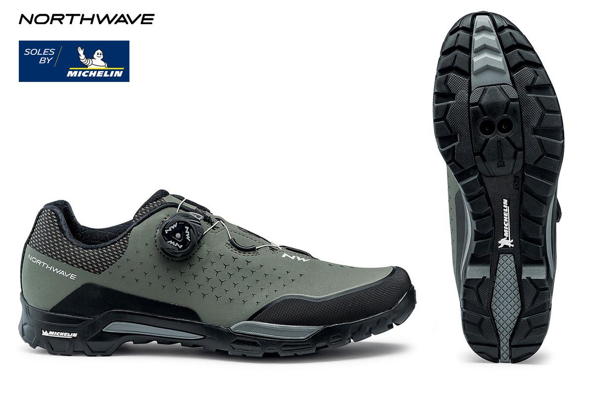 Le scarpe mtb 2020 Northwave X-Trail Plus