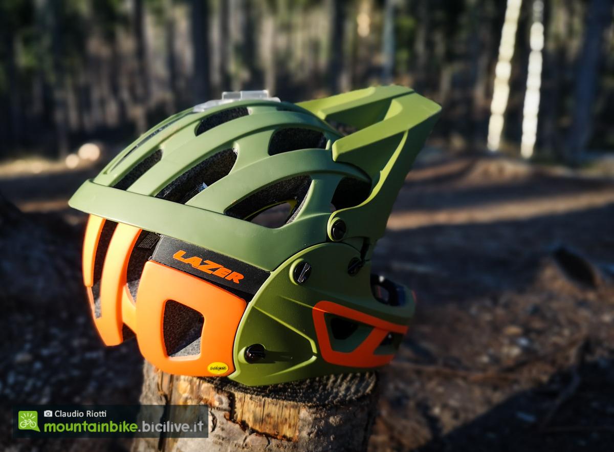 foto del casco lazer revolution ff mips