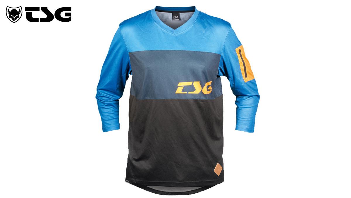 una maglia TSG Ak4 jersey