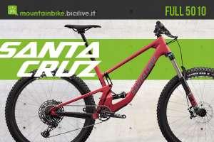 Santa Cruz 5010: una trail bike ancora più divertente