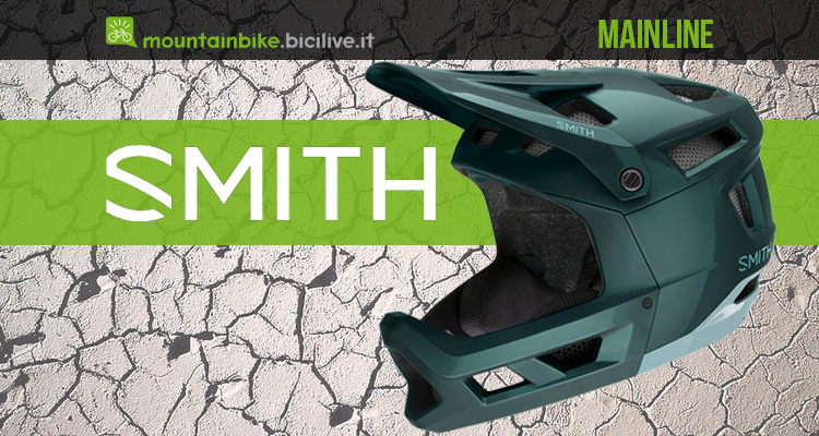 Il nuovo casco per mountainbike Smith Mainline 2020