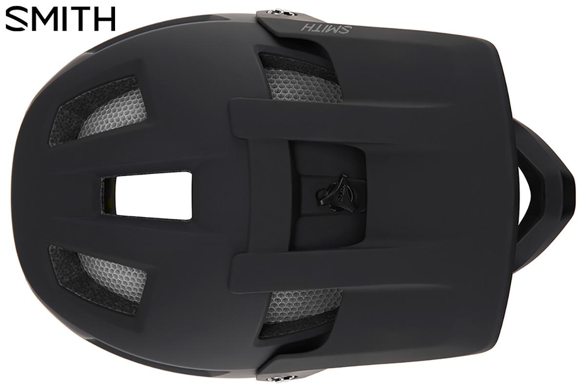 Visione superiore del casco da mtb Smith Mainline 2020
