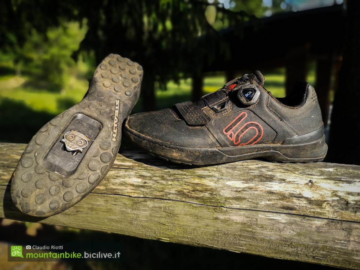 Foto delle scarpe MTB FiveTen Kestrel Pro BOA