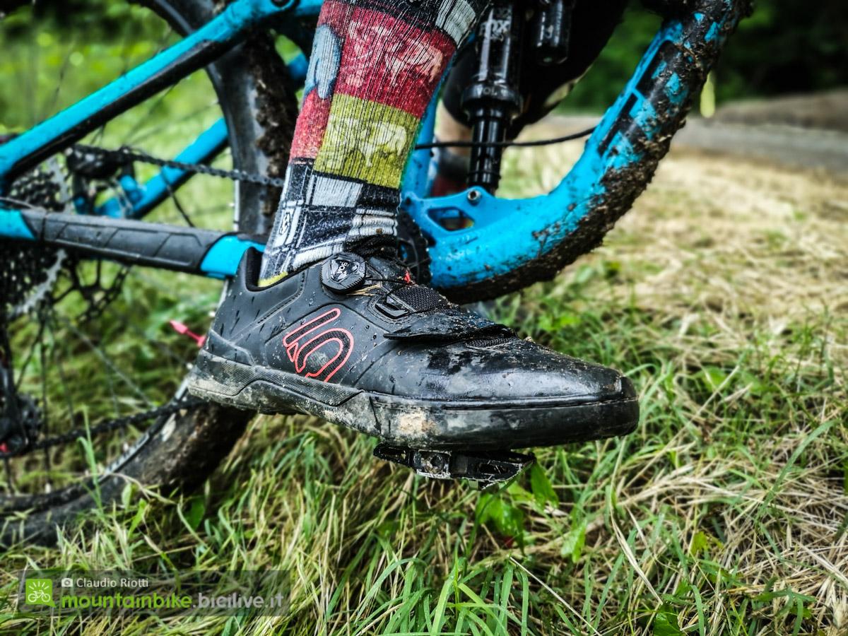 Foto della scarpa MTB Fiveten Kestrel 2020