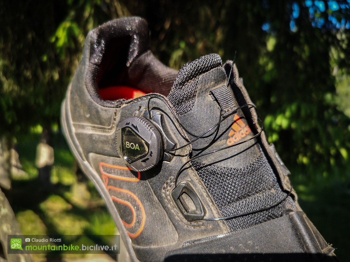 Foto della scarpa da MTB Fiveten Kestrel Boa Pro.