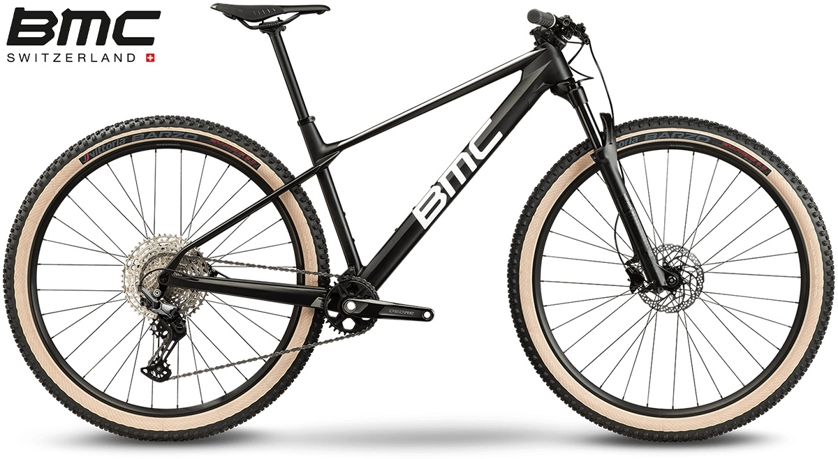 La nuova mountain bike BMC Twostroke 01 Four 2021