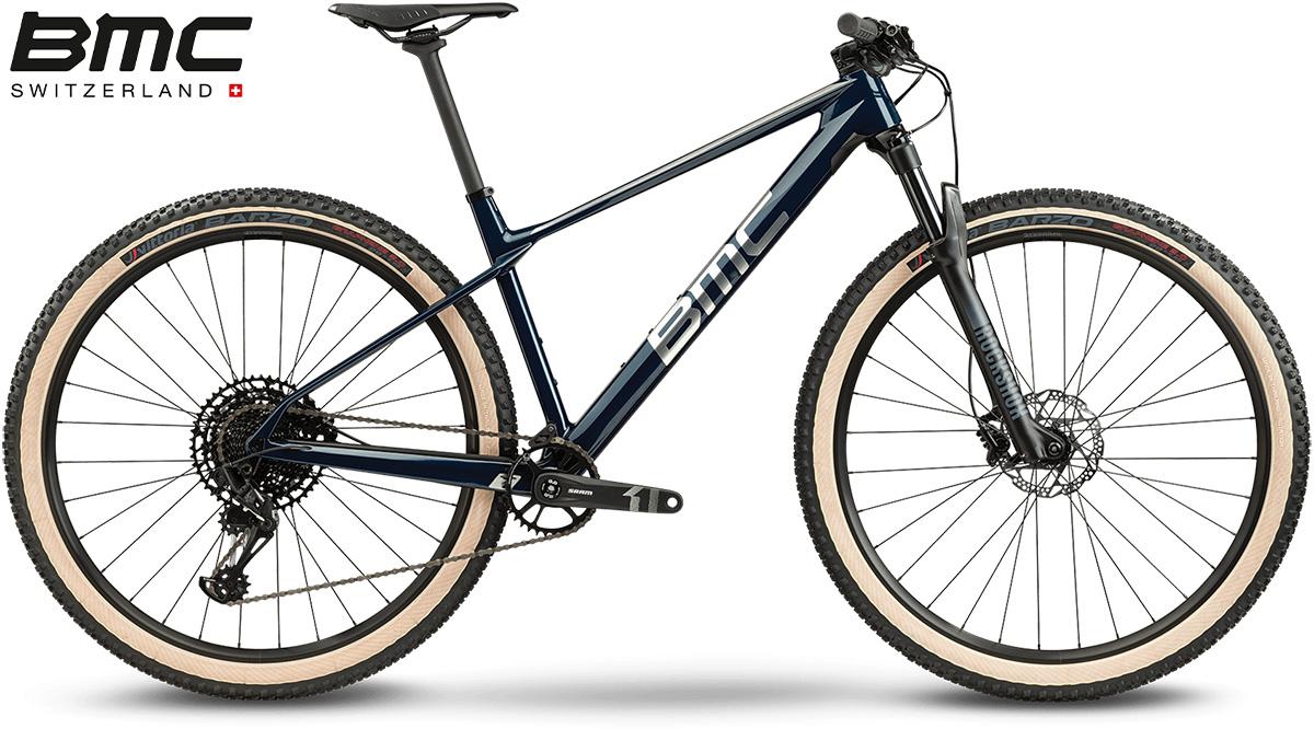 La nuova mountain bike BMC Twostroke 01 Three 2021