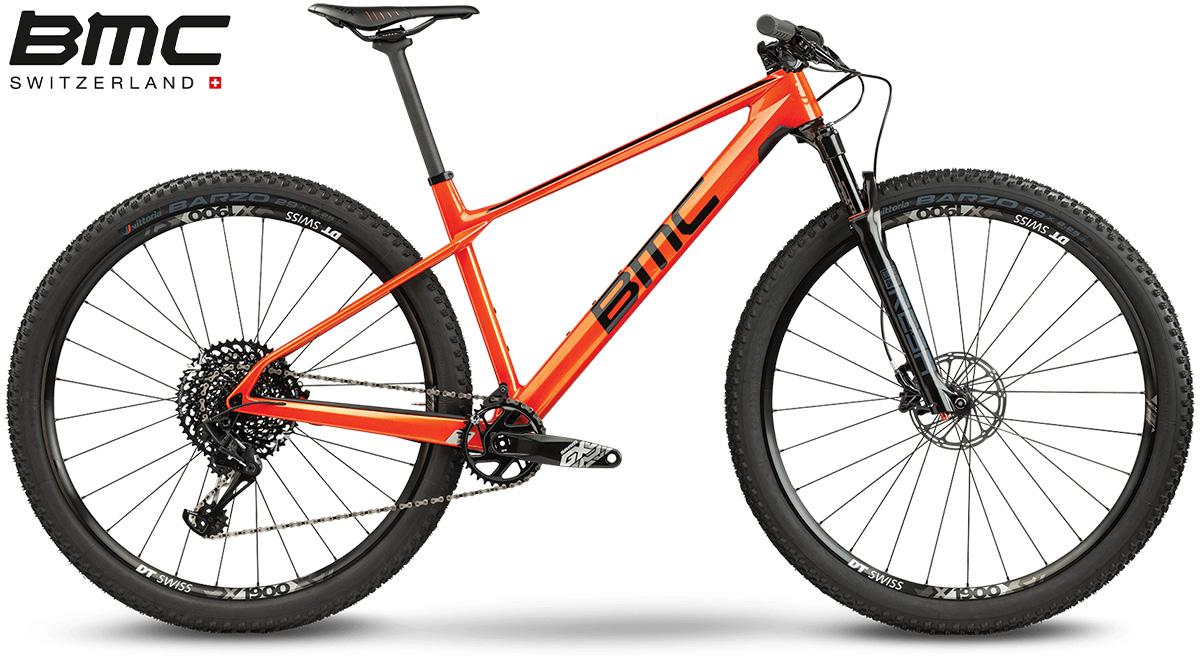 La nuova mountain bike BMC Twostroke 01 Two 2021