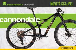 Mountain bike Cannondale Scalpel Ultimate e Scalpel Carbon Limited
