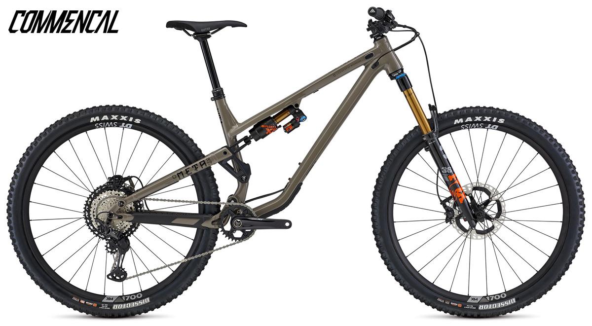 Una mountain bike full Commencal Meta TR 29 Signature 2021