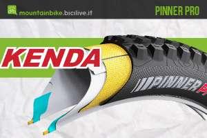Nuovi copertoni per mountain bike Kenda Pinner Pro 2020