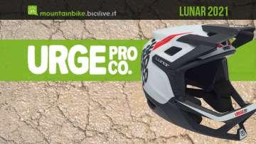 Nuovo casco per mtb Urge BP Lunar 2021