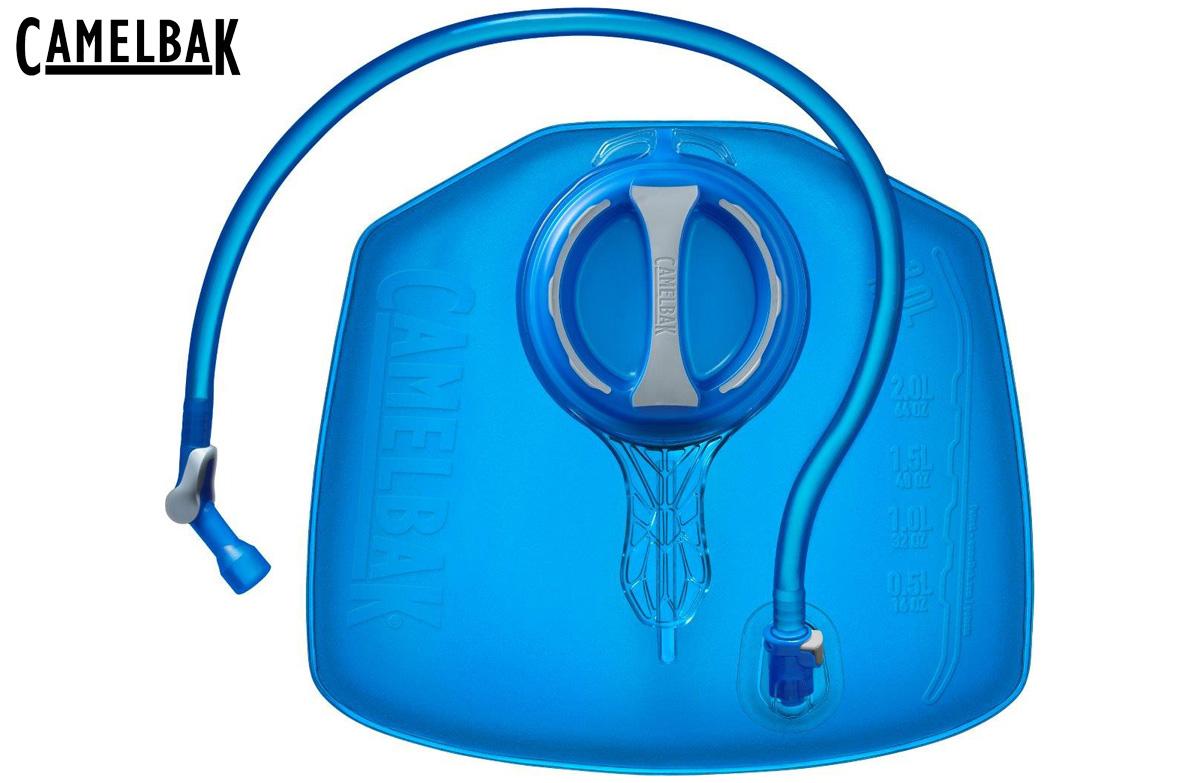Una sacca idrica Camelbak Crux Lumbar da 3 litri