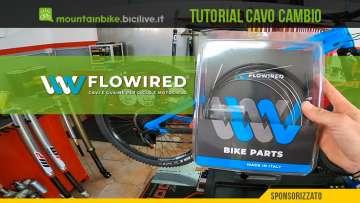 Foto della confezione cavo e cambio Flowired.