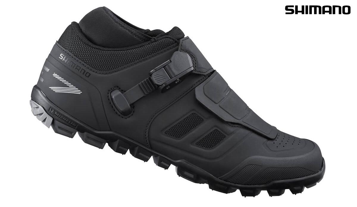La nuova scarpa per mountain bike Shimano ME7 2021