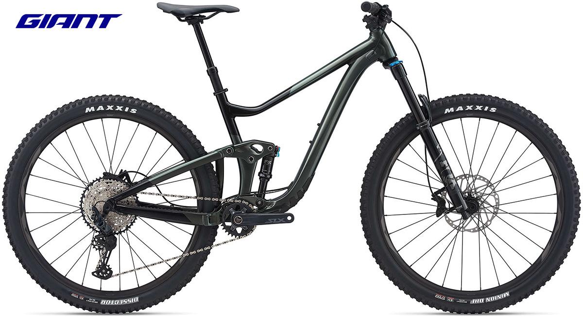 La nuova mountainbike Giant Trance X 29 2 2021