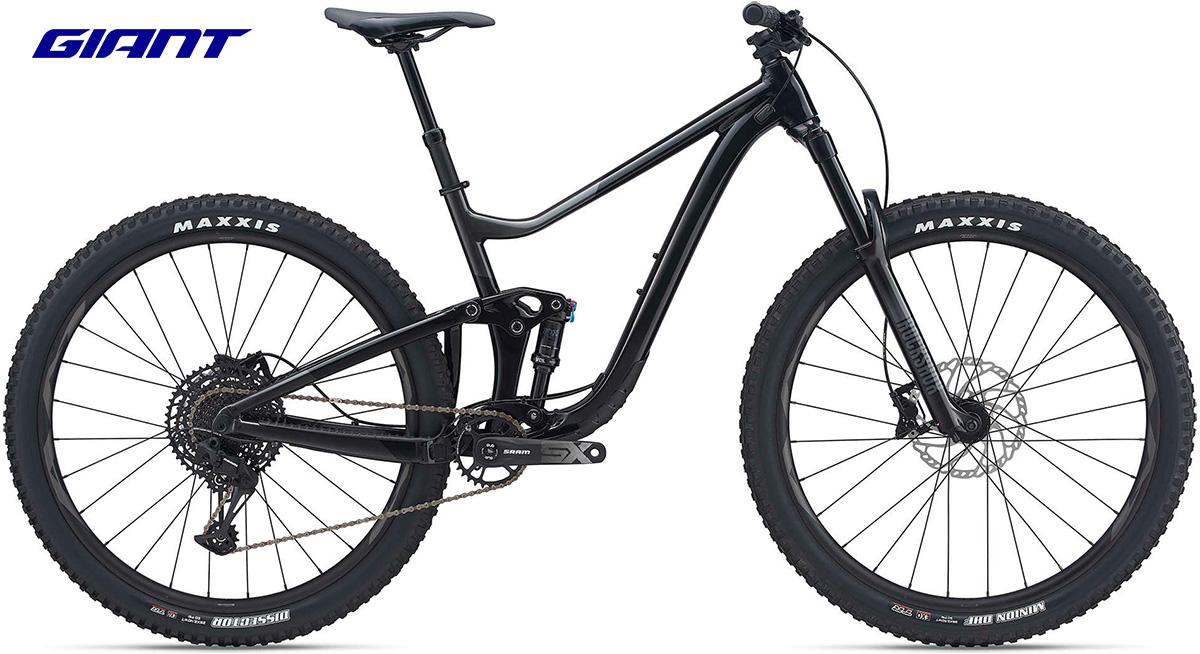 La nuova mountainbike Giant Trance X 29 3 2021