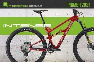 Le nuove mountain bike della linea Intense Primer 2021
