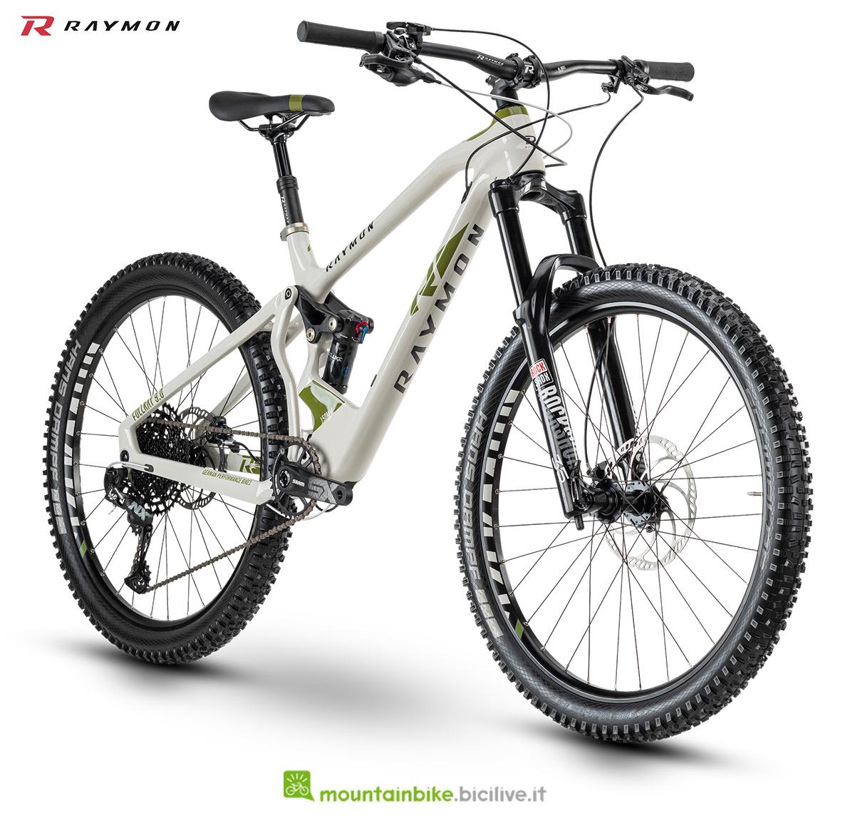 La nuova mountain bike della gamma 2021 R Raymon Fullray 9.0