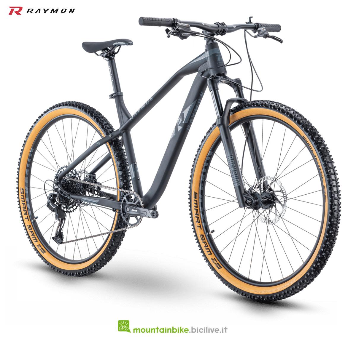 La nuova mountain bike R Raymon Hardray Nine 6.0 2021