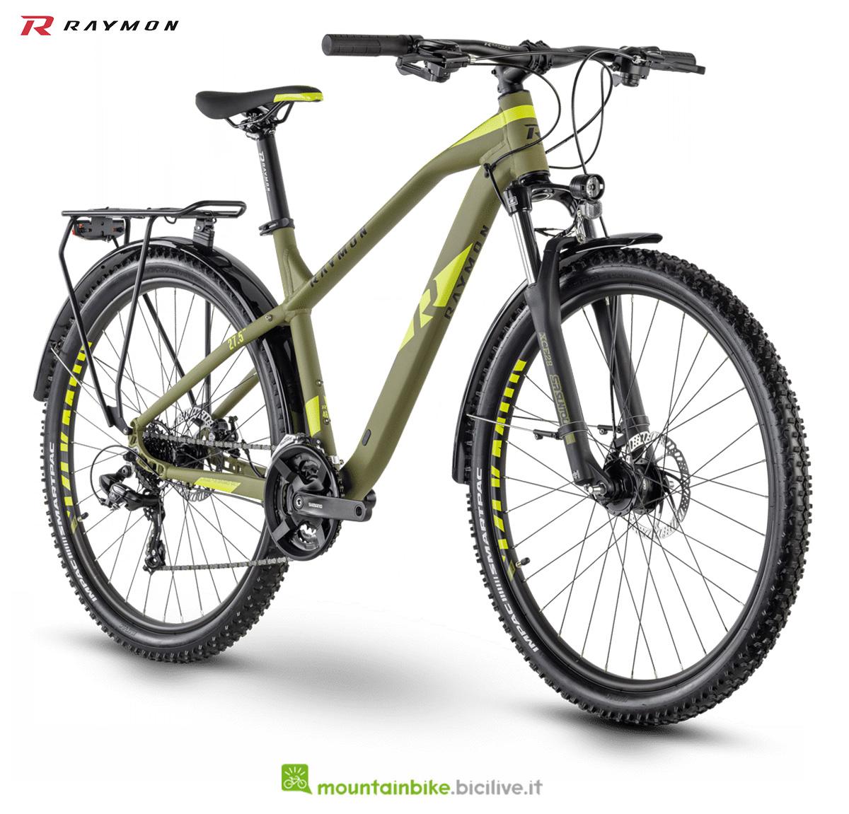 La nuova mountain bike della gamma 2021 R Raymon Hardray Seven 1.5 Street