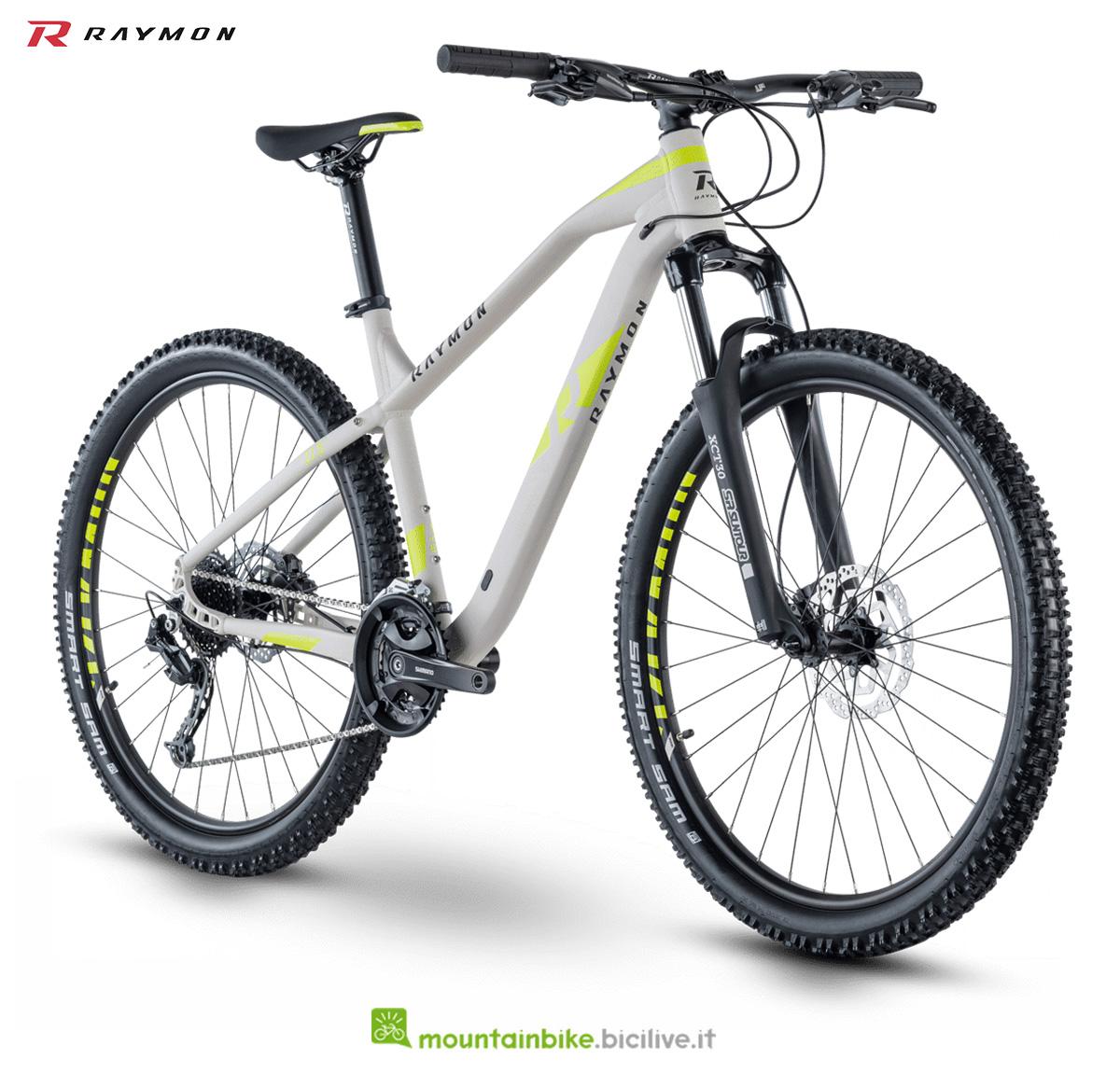 La nuova mountain bike della gamma 2021 R Raymon Hardray Seven 3.0
