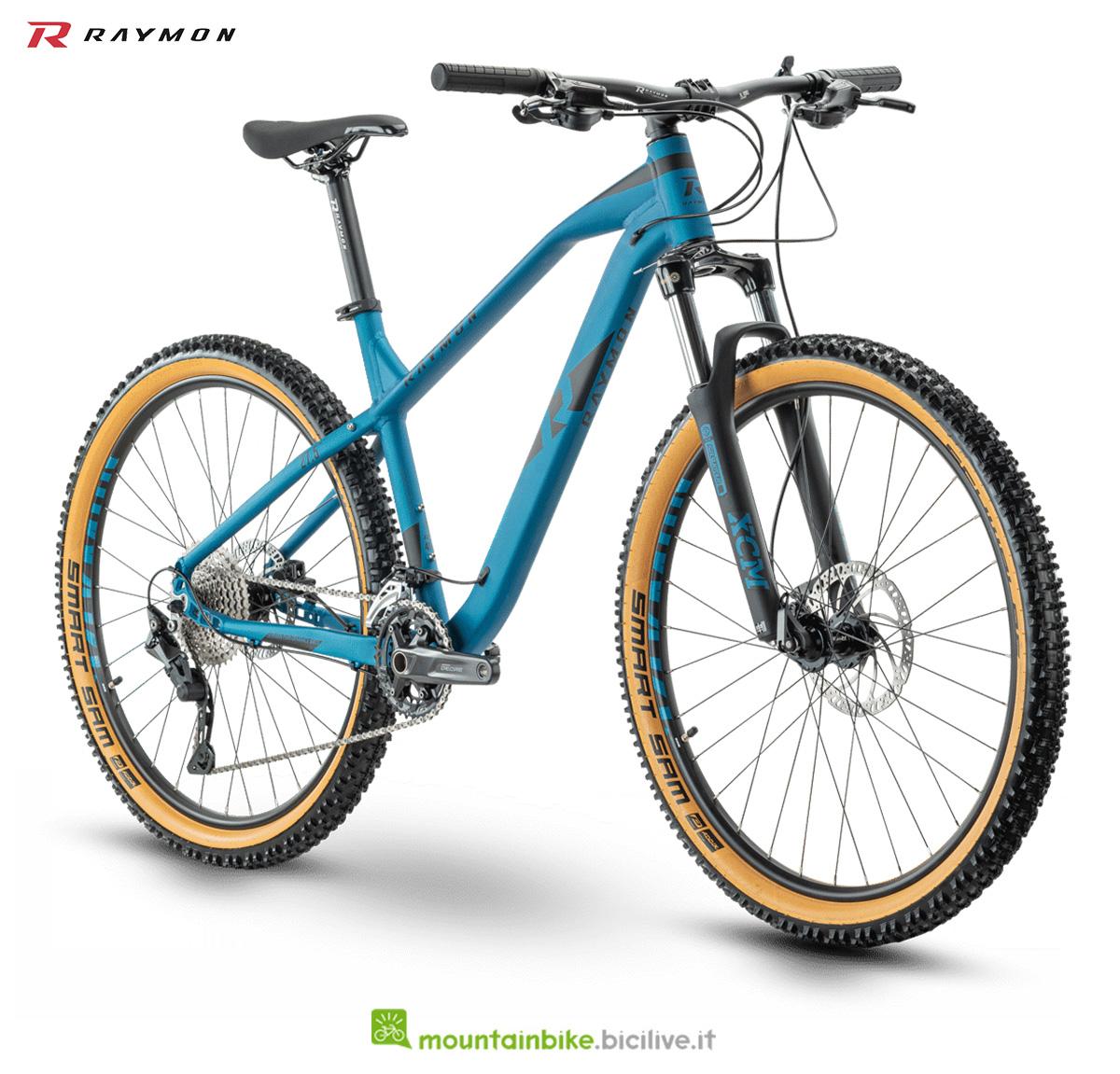 La nuova mountain bike della gamma 2021 R Raymon Hardray Seven 4.0