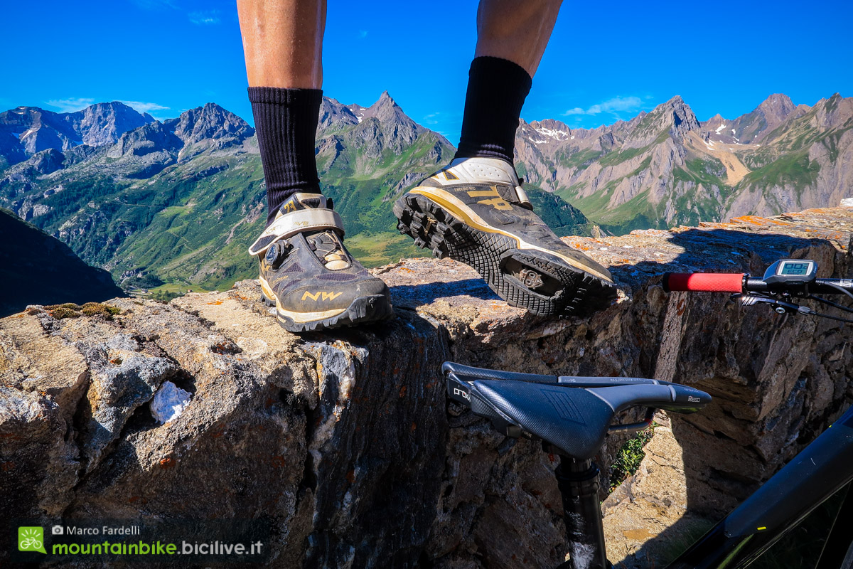 Foto delle calzature tecniche MTB Northwave Enduro Mid