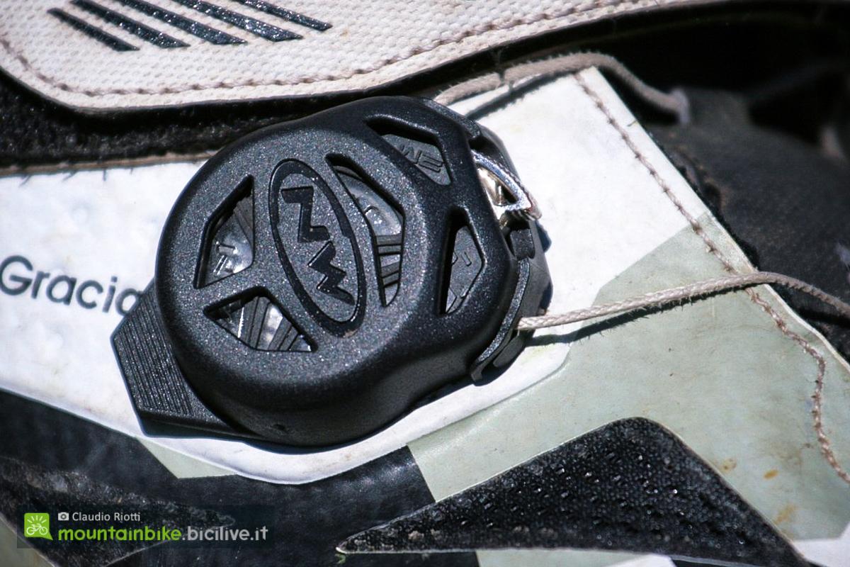 Foto del coperchio del rotore delle scarpe Nortwave Enduro Mid