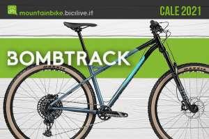 La nuova mtb front Bombtrack Cale 2021